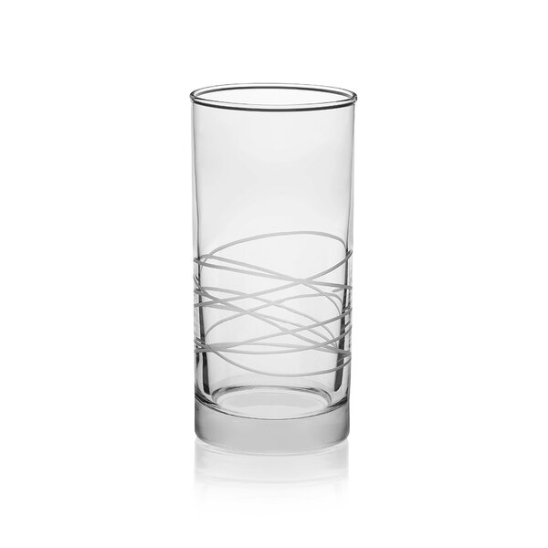 Nebula 15 oz. Glass Every Day Glasses (Set of 8) by Libbey