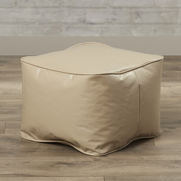 Abraham Bean Bag Chair by Wrought Studio