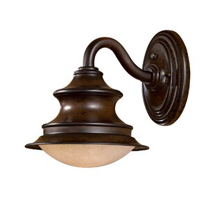 Online Reviews Vanira Place 1-Light Outdoor Barn Light By Minka Lavery