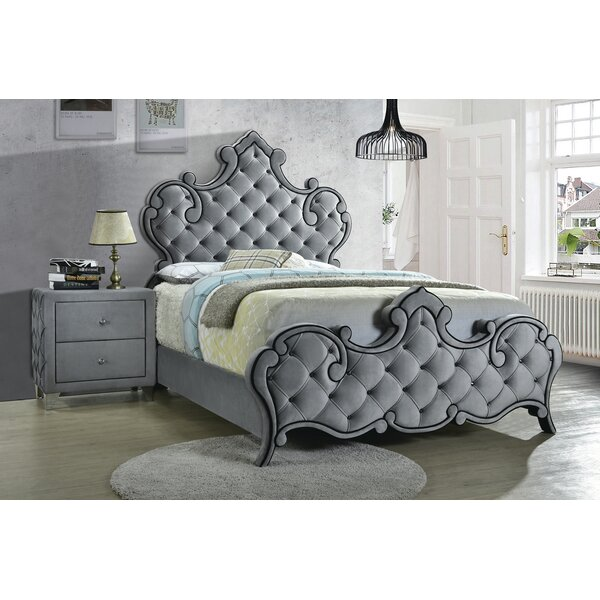 Willington Upholstered Standard Bed by House of Hampton