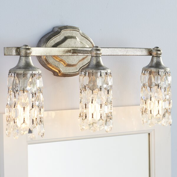 Destrey Modern 3-Light Vanity Light by Willa Arlo