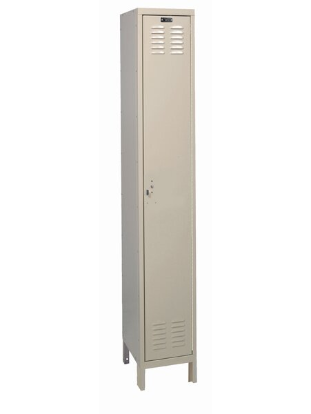 ValueMax 1 Tier 1 Wide School Locker by Hallowell