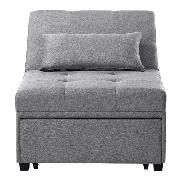 Kriemann Convertible Chair by Red Barrel Studio