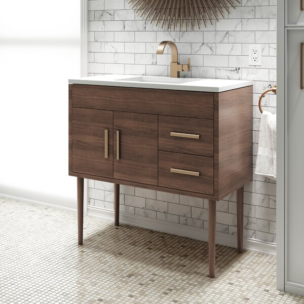 Garland 37 Single Bathroom Vanity Set by Cutler Kitchen & Bath
