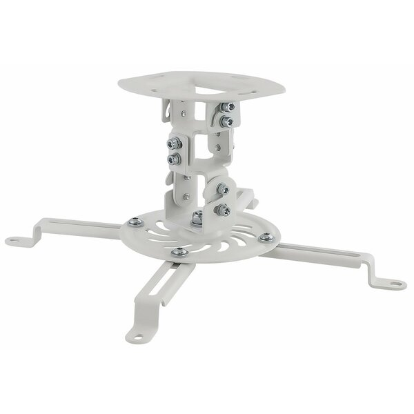 Projector Height Adjustable Stand Universal Ceiling Mount by Mount-it