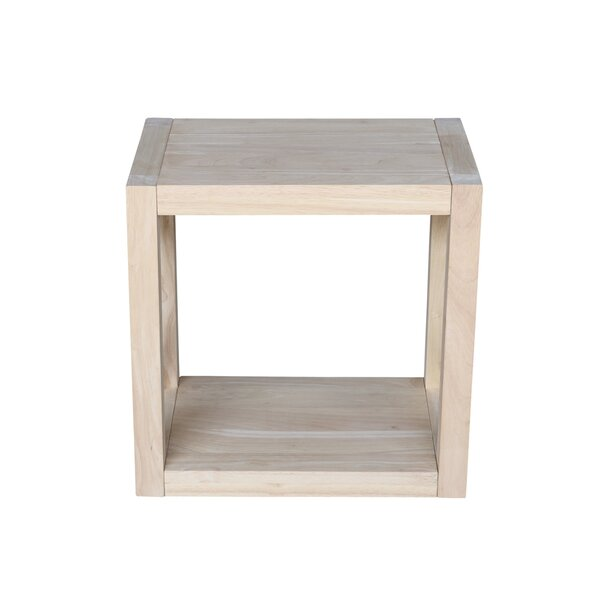 Towner Narrow End Table by August Grove