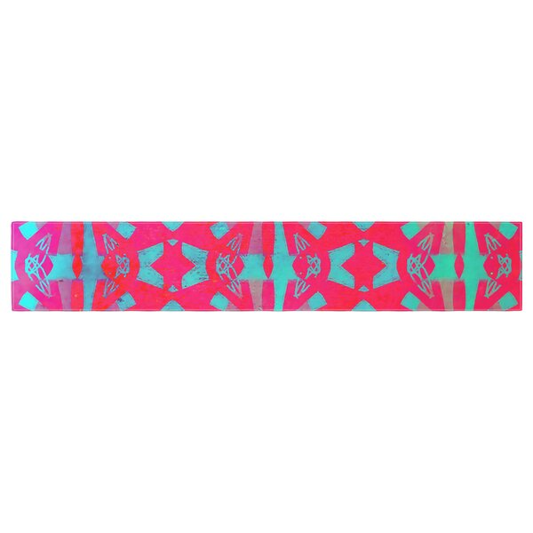 Alison Coxon Aloha Table Runner by East Urban Home