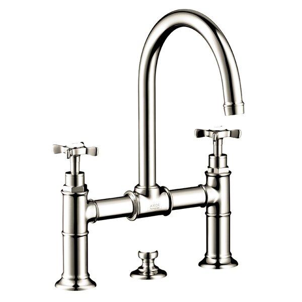 Axor Montreux Widespread Bathroom Faucet