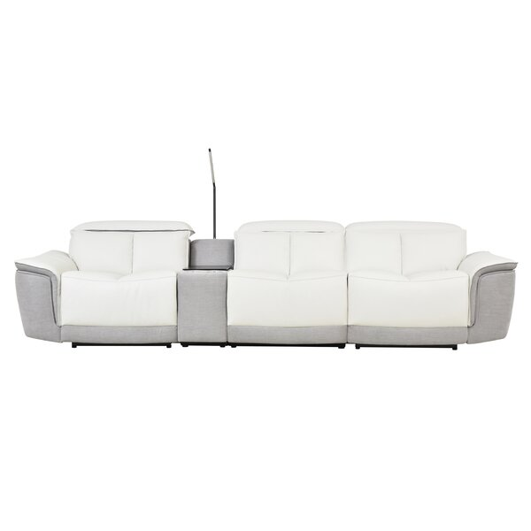 Chisdock Reclining Sofa by Orren Ellis