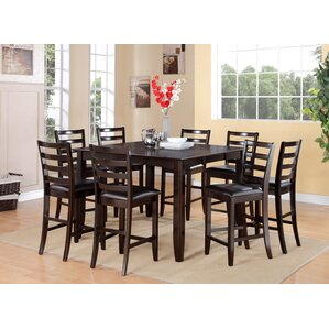 Tamarack 5 Piece Counter Height Dining Set by Red Barrel Studio