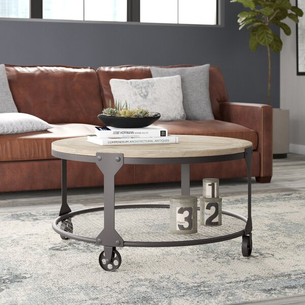 Spies Coffee Table by Trent Austin Design