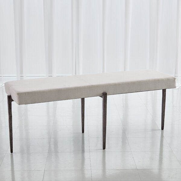 Laforge Upholstered Bench by Studio A Home