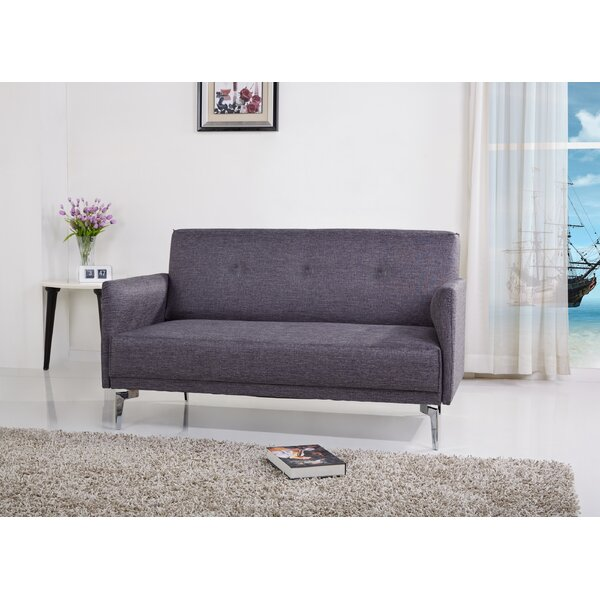 Botello Standard Loveseat by Wrought Studio