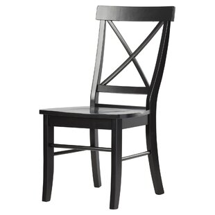 Black Kitchen Table Chairs Black kitchen dining chairs youll love wayfair save to idea board workwithnaturefo