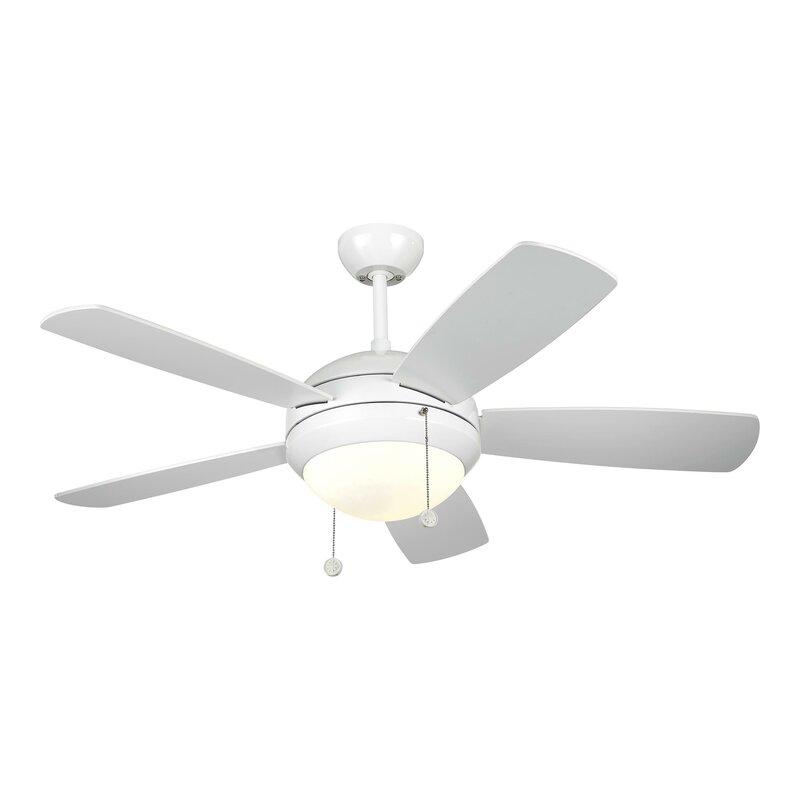 44 Beltran 5 Blade Ceiling Fan Light
