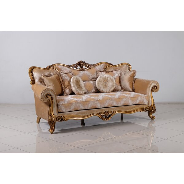 Our Special Pisano Sofa by Astoria Grand by Astoria Grand