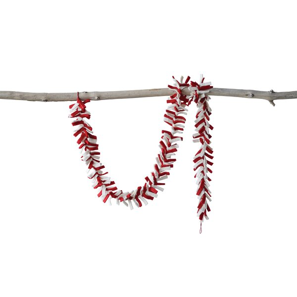 Wool Felt Garland by The Holiday Aisle