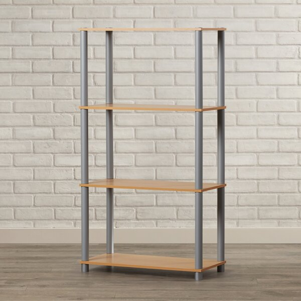 Wetherington Etagere Bookcase by Wrought Studio