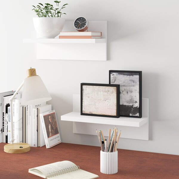 Wall Shelf (Set of 2) by Latitude Run