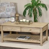 Haylee Coffee Table with Storage by Rosecliff Heights