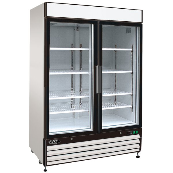 X-Series Merchandiser 48 cu. ft. All-Refrigerator by Maxx Ice