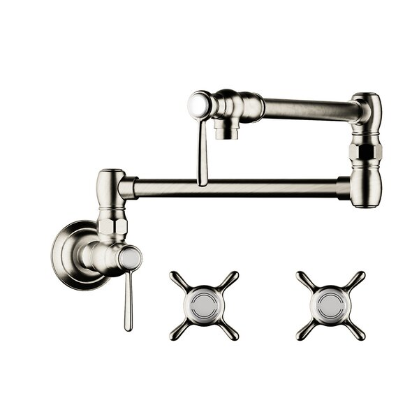 Axor Montreux Wall Mounted Pot Filler by Axor