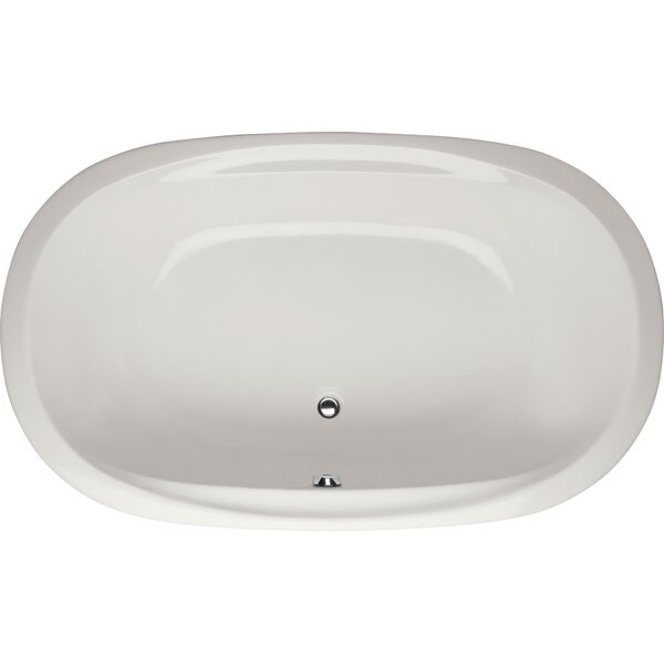 Designer Galaxie 66 x 42 Air Tub by Hydro Systems
