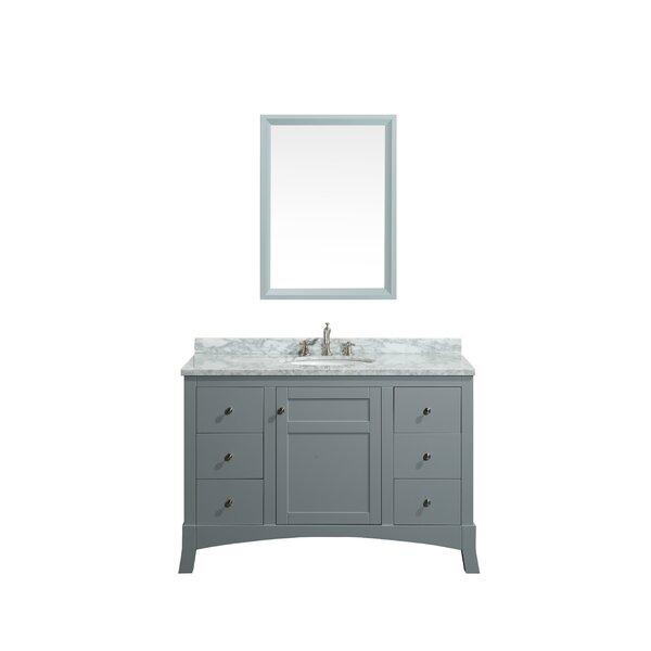 Piccirillo 48 Single Bathroom Vanity Set by Brayden Studio