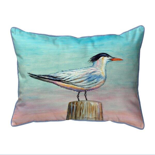 Royal Tern 24 Indoor/Outdoor Lumbar Pillow