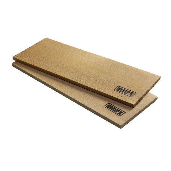 Cedar Planks (Set of 2) by Weber