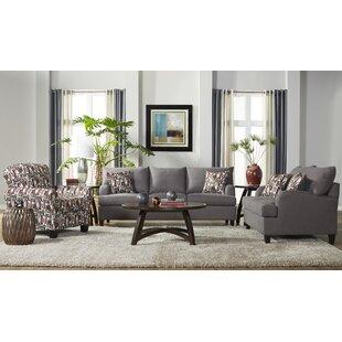 Novalie Configurable Living Room Set by Red Barrel Studio®