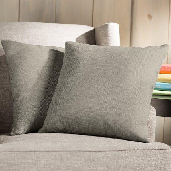 Wayfair Basics Throw Pillow (Set of 2) by Wayfair Basics™