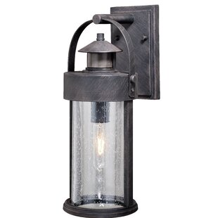 Ziegler Outdoor Wall Lantern with Motion Sensor 0b170283ed0e