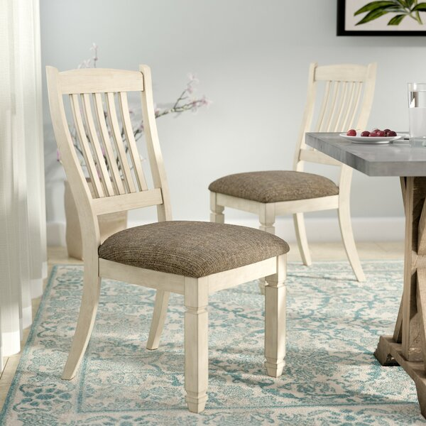 Ramsgate Upholstered Dining Chair (Set of 2) by Three Posts