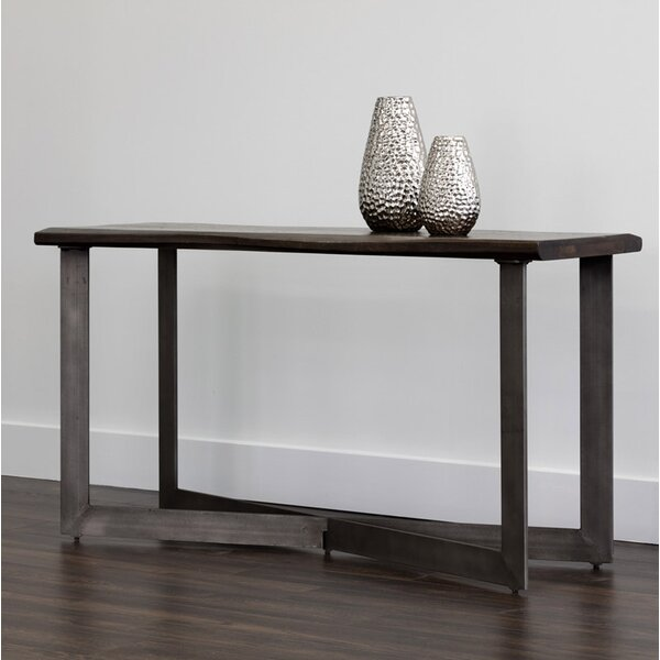 Review Mccasland Console Table