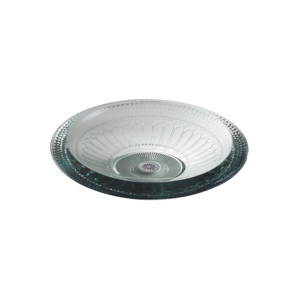 Marrakesh Glass Circular Vessel Bathroom Sink by Kohler