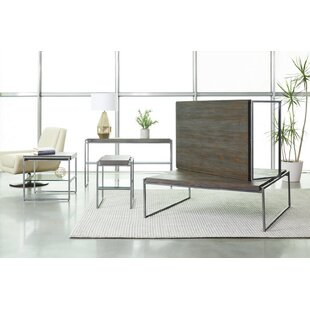Liverman 3 Piece Coffee Table Set 17 Stories