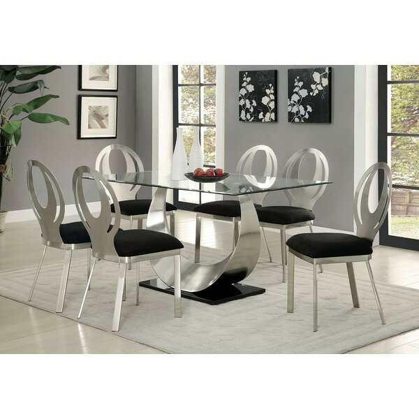 Ruff 7 Piece Dining Set by Orren Ellis