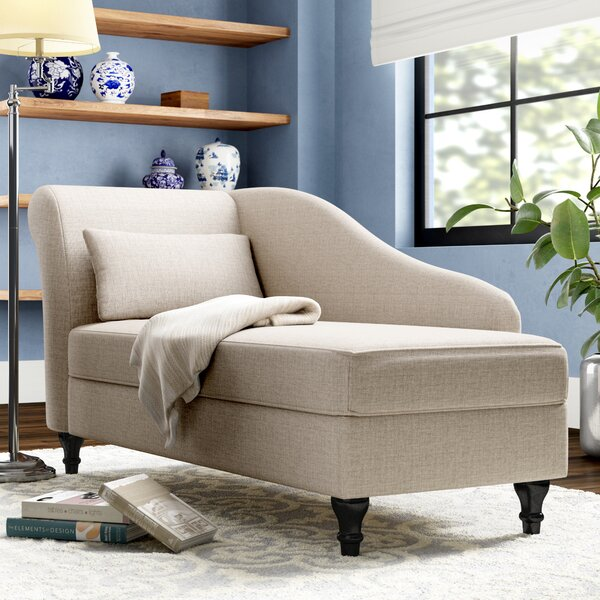 Ramires Chaise Lounge by Andover Mills