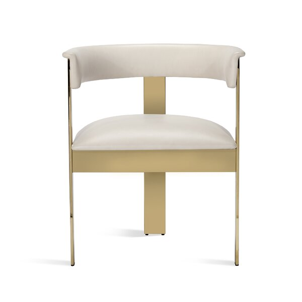 Darcy Upholstered Dining Chair By Interlude