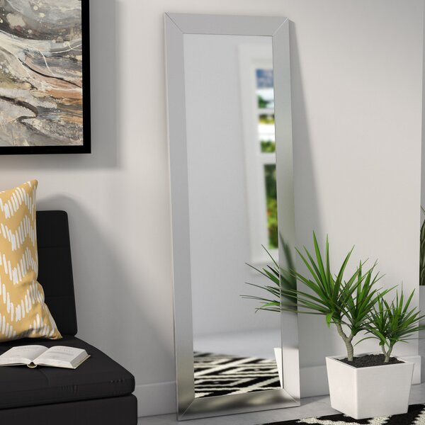 Rectangle Full Length Wall Mirror by Wade Logan