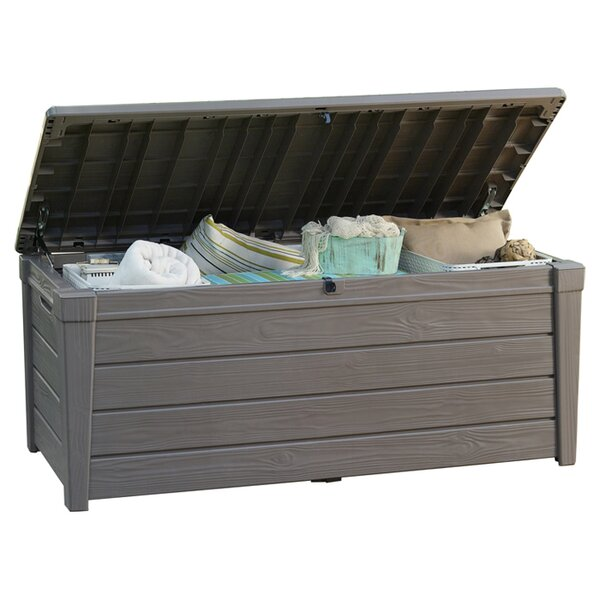 deck boxes patio storage youll love wayfair - Patio Storage Box