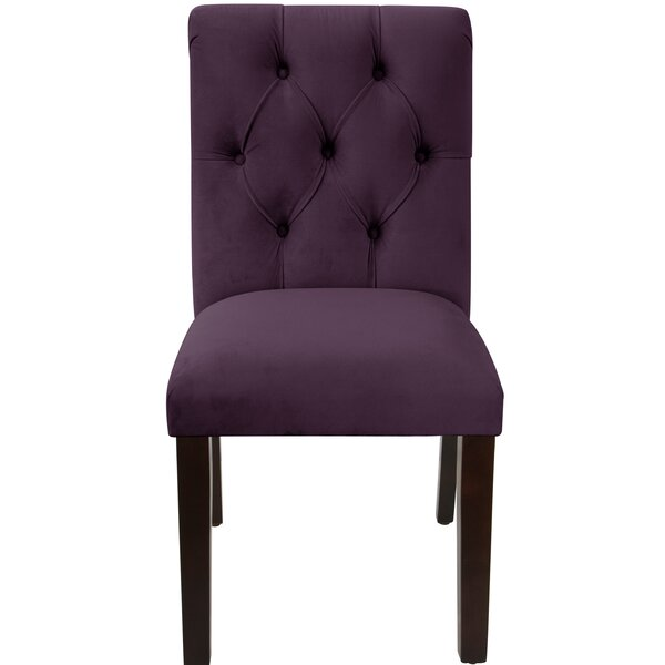 Sunnyside Upholstered Dining Chair by House of Hampton