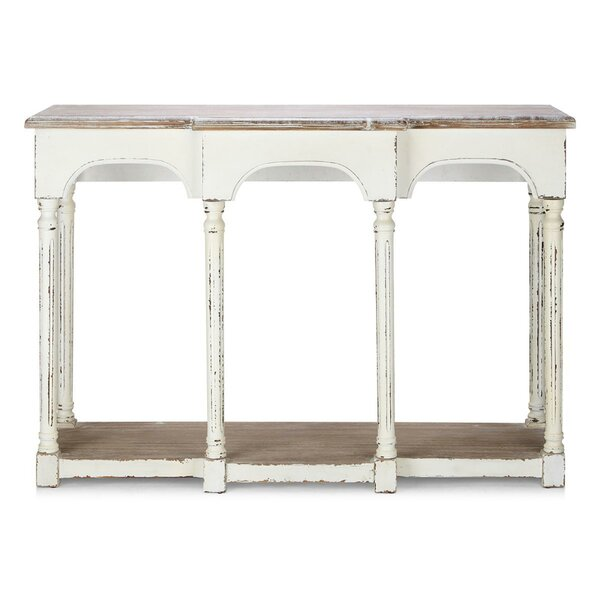 Arielle Wooden Console Table by Ophelia & Co.