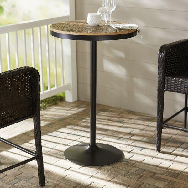 Chambord Adjustable Pub Table by Laurel Foundry Modern Farmhouse