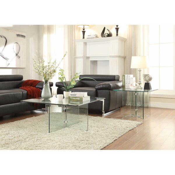 Sandiford 2 Piece Coffee Table Set By Latitude Run