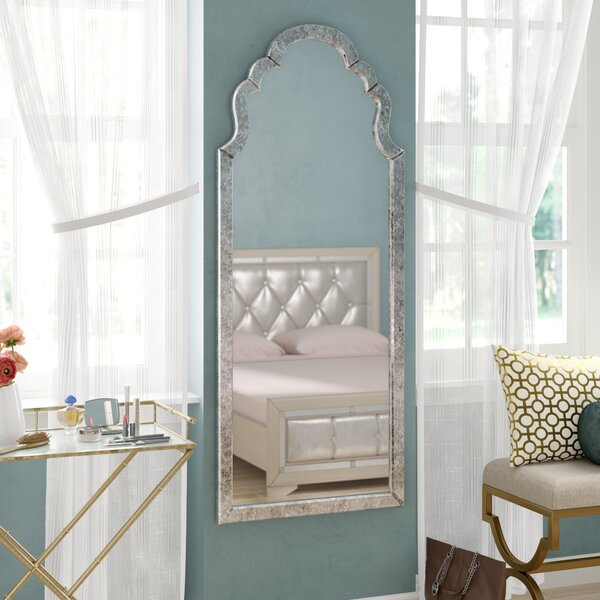 Arched Accent Mirror by Willa Arlo Interiors