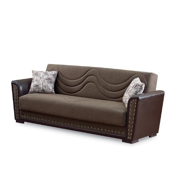 Toronto Convertible Sleeper Sofa by Beyan Signature
