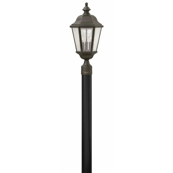 Edgewater Outdoor 3-Light Lantern Head by Hinkley Lighting