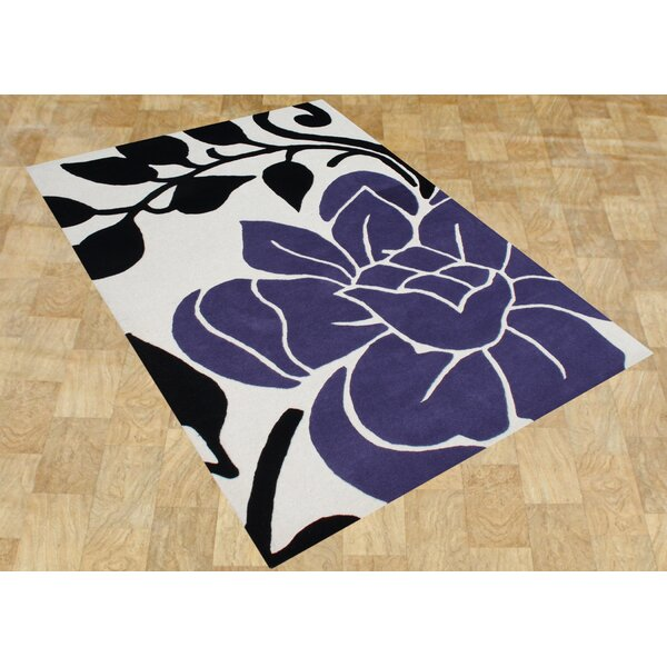 Alliyah Vanilla Area Rug by James Bond